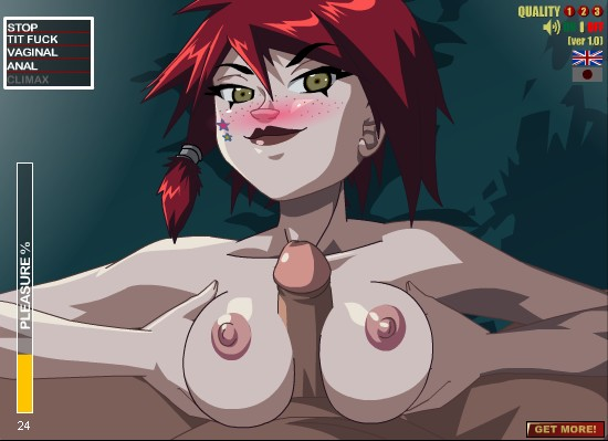 Tit Fuck Flash Game