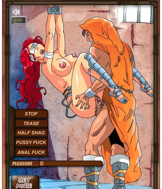 леш игры порно