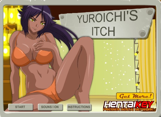 Yoruichi pussy in finger idea agree