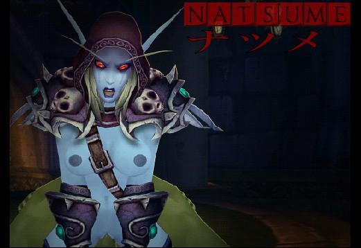 Warcraft hentai game