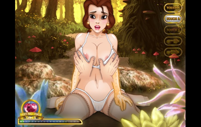Possible sexy fairy tale with huge tits