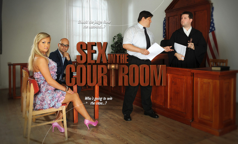 Give your best to win the case for your client, and if you're lucky, you'll have some unforgettable moments in the courtroom! After the case is closed, you'll get your reward, so better be working on that plea – and on the sexy plaintiff too!