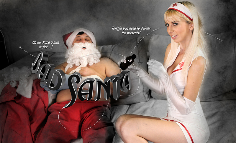 Bad santa sex game