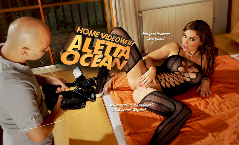 Aletta Ocean, as you longed to see her: watch the porn queen fuck like there's no tomorrow, sucking Kristian's hard cock as if the camera wasn't rolling... Just like she's do with you! Are you ready for a special trip with your favorite...?
