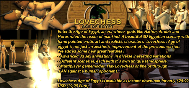 love chess - age of egypt