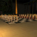 Chess temple - Somewhere in... screen shot 3