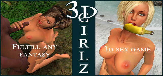 Amazing Real-time 3D Cybersex. Virtual Sex Playground