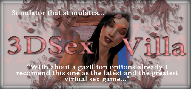 3d sex villa - greatest virtual sex game