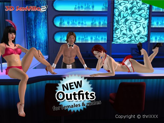 adult stripclub computer game