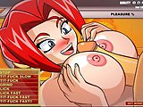 Hentai titfuck - Cool anime game - Titfuck big Boobied hentai girl, tit-fuck slow, fast, grind her tits and cum onto her face!
