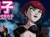 Sluty Biker Girl - Play hentai game - Brutal redhaired biker girl wants to lick your cock, she'll give you a first class blowjob! Watch out for h