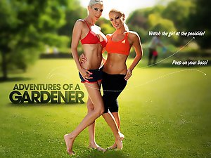 interactive sex adventures  - Adventures of a Gardener