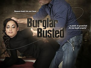 adult interactive game - Burglar Busted