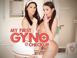 My first gyno checkup - interactive sex